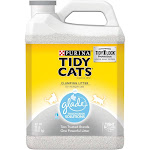 Purina Tidy Cats Clumping Cat Litter Glade Tough Odor Solutions - 20 lbs jug