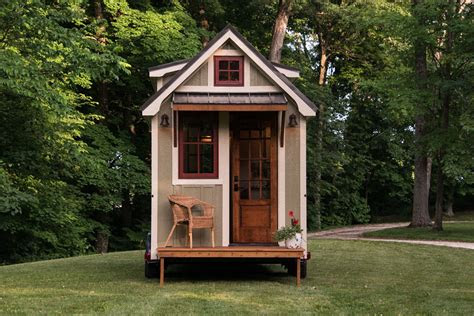 timbercraft tiny house living large   square feet