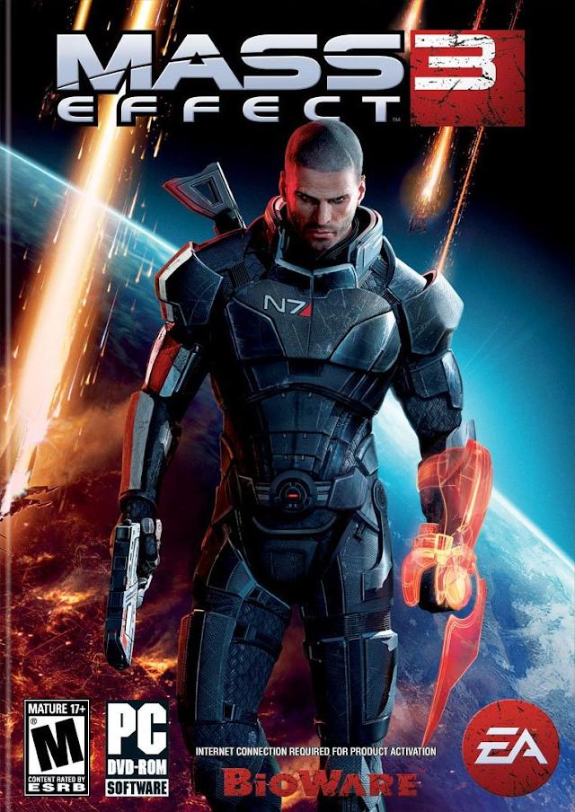 Mass Effect 3 (2012) PC Game