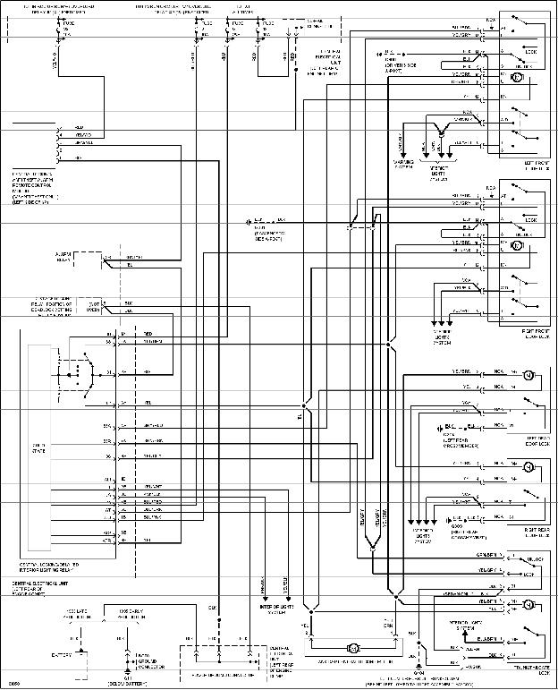 บันทึก MCOT DOT NET: [29+] Remote Central Locking Wiring