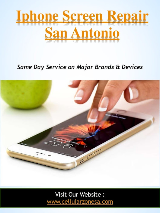 Iphone screen repair san antonio