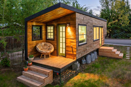 Woman Builds Mortgage Free Tiny House For $11k