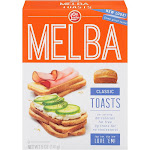 Old London Melba Classic Toast Crackers - 5oz