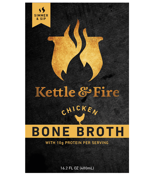 Organic Chicken Bone Broth | Kettle & Fire