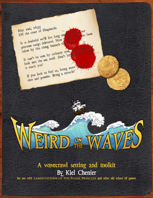 FAQ about 'Weird on the Waves'