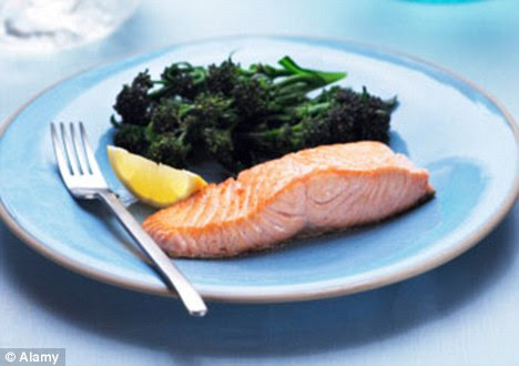 According to a new study eating oily fish such as salmon can significantly improve your memory and help prevent the onset of dementia
