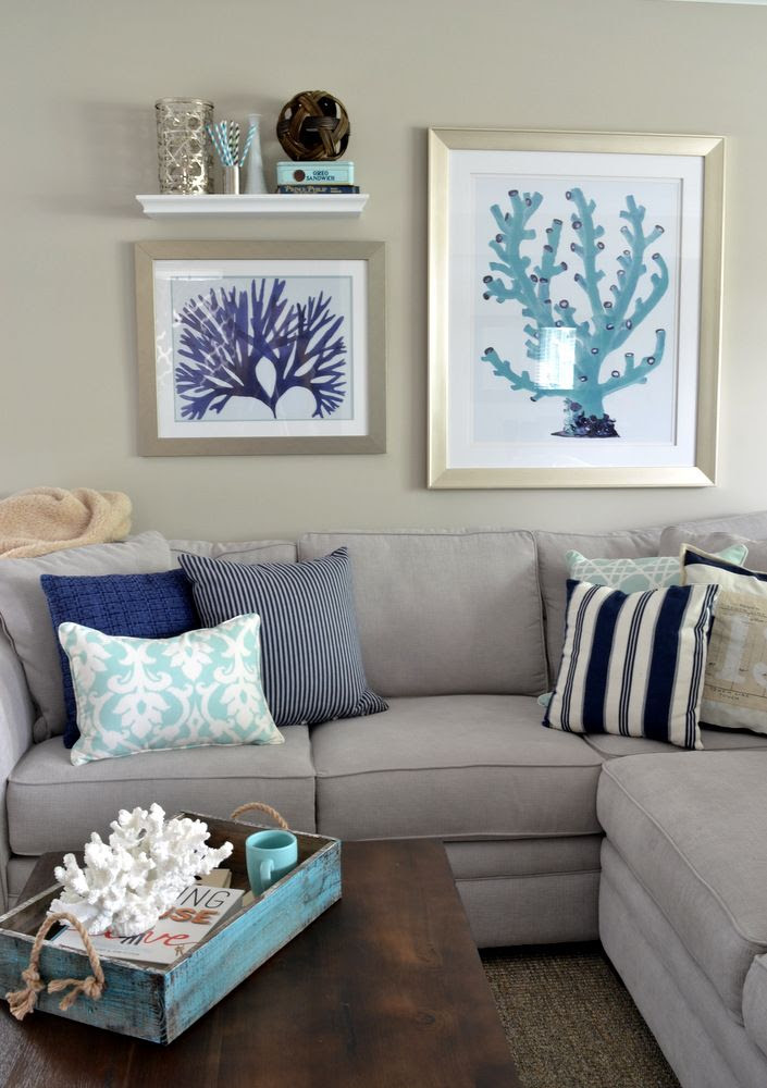 Decorating With Sea Corals: 34 Stylish Ideas DigsDigs