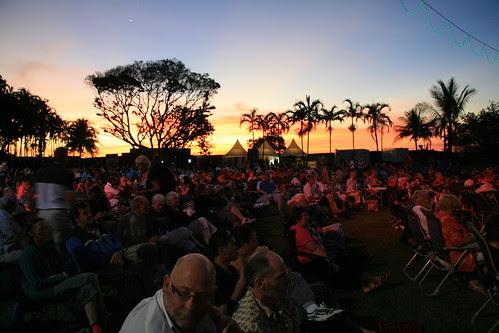 Sunset Jazz Sky City Casino Darwin