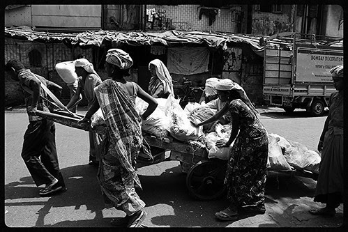 Women Slave driving the Common Man In The Parliament of Fools by firoze shakir photographerno1