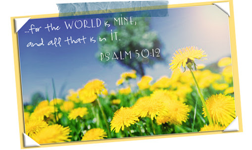 Image result for spring pictures with scripture