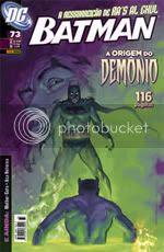 Batman #73 - A Origem do Demônio