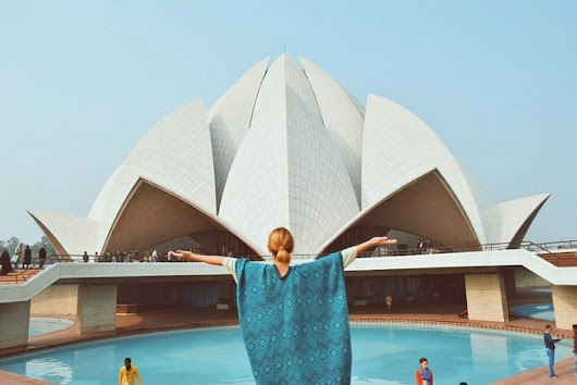 A Solo Female's Travel Misadventures in India - Global Storybook