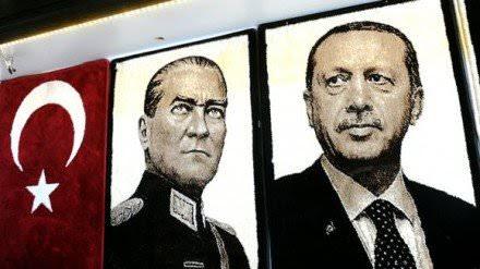 Erdogan Ataturk