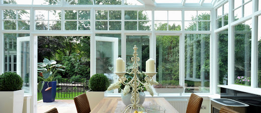 Top tips on adding a conservatory dining room -Crown Windows