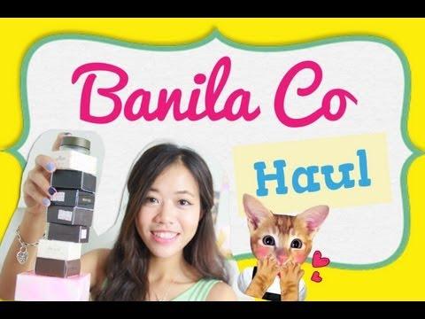 【首爾敗家文】Banila Co (人氣產品推介) Korea Haul 2013
