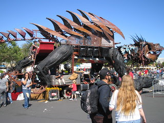 Bay Area Maker Faire 2012