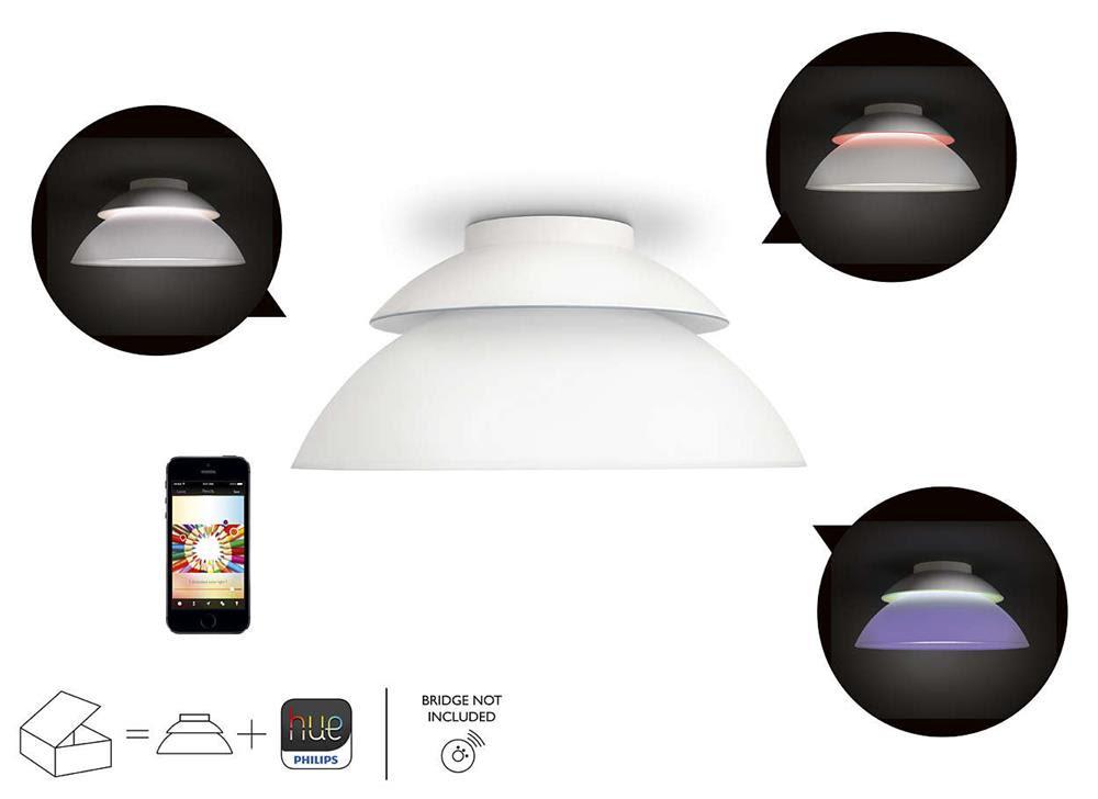 Philips Hue Beyond Deckenleuchte - SmartHome Lampe ...