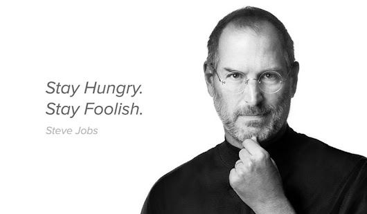 Favorite Steve Jobs Quote