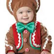 Christmas Baby Costumes