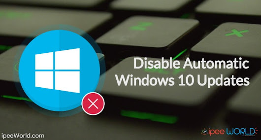How to Turn Off Windows Automatic Update in Windows 10 - 2 Ways
