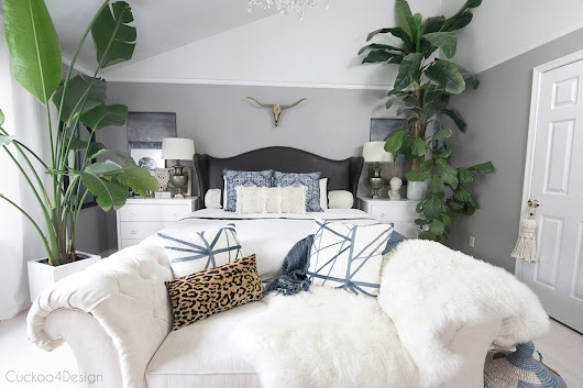 My Favorite Tips for Decorating your Bedroom on a Budget