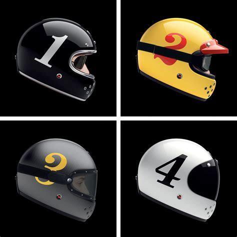 LES ATELIERS RUBY CASTEL HELMET   Helmet Graphics   Ruby