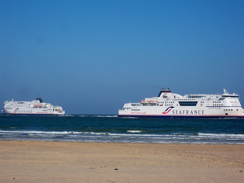 La Manche - English Chanel at Calais