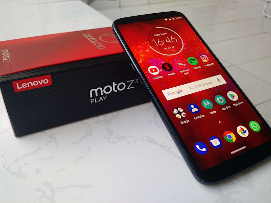 Review: Moto Z3 Play, o intermediário que deveria ser mais premium