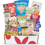Gluten Free Dairy Free Healthy Snacks Care Package Gift Box