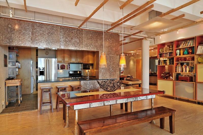 Manhattan Loft Apartments   New World Furnishings