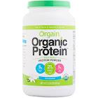 Orgain Organic Protein Plant Based Powder, Sweet Vanilla Bean - 32.4 oz bottle