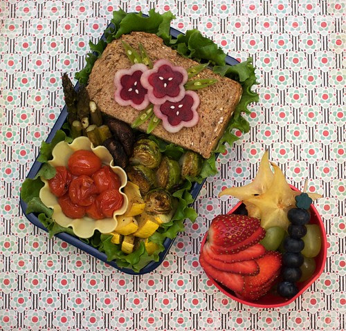 """fit for life"" bento"