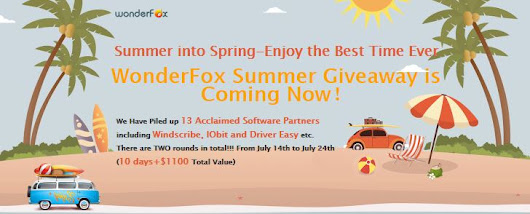 Wonderfox Summer Giveaway