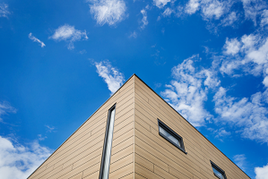 How Trespa Pura Siding Achieved Design Goals on New Home