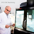 ZYCI Announces Acquisition of CNC Machine Group