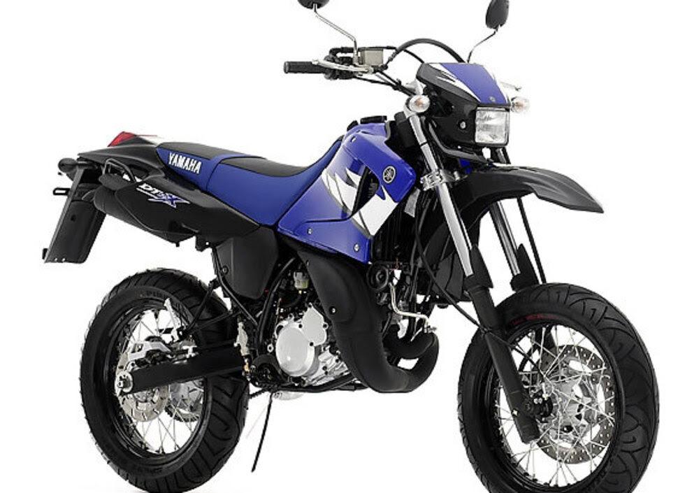 Schaltplan Yamaha Dt 125 De06