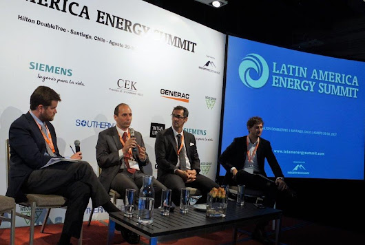 Latin America Energy Summit 2018 - Power Generation & Renewable Energy