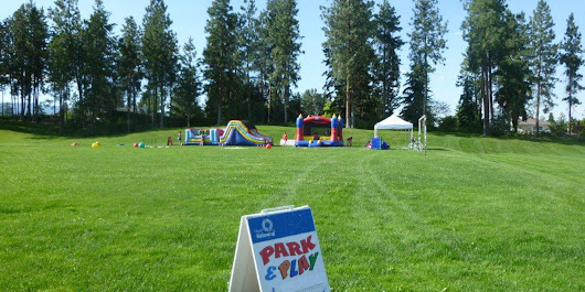 Kelowna's Park & Play Returns to Quilchena Park