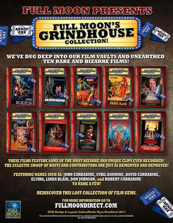 GrindhouseSellSheet650 Full Moons GRINDHOUSE Collection is Coming Oct 21st