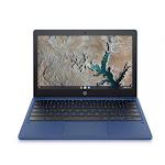 """HP Chromebook 11.6"""" HD MediaTek MT8183 4 32 GB eMMC Indigo Blue 11a-na0030nr W10"""