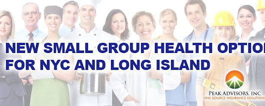 New Small Group Health Option in NYC and Long Island