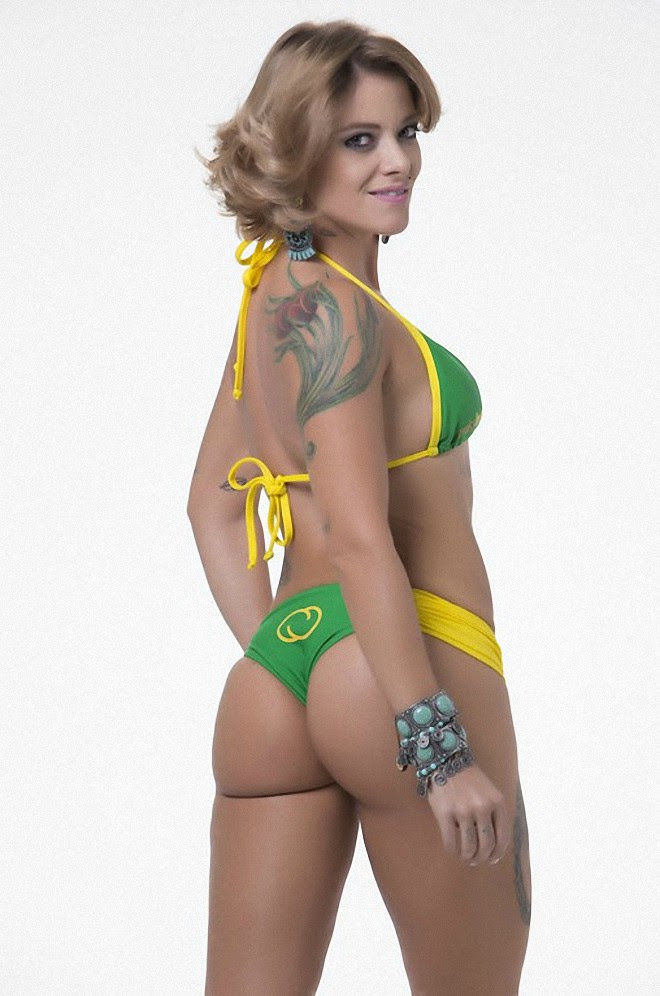 Berta Souza, представительница штата Пара. Miss Bumbum, бразилия, конкурс
