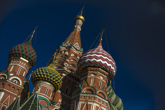 A guide to Moscow's stunning cathedrals