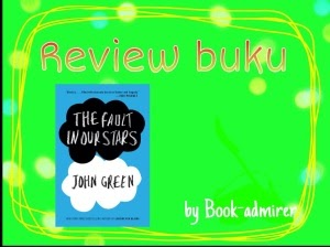 [Book Review] The Fault in Our Stars