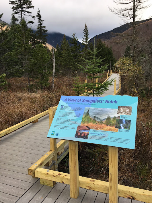 A New Community Resource: The Boardwalk at Barnes Camp in Stowe | Live Well Lamoille