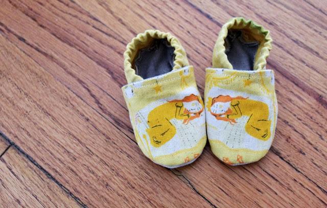 Princess Baby Shoes