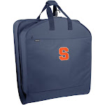 Wally Bags 40 Suit Length Garment Bag with Pockets - Syracuse Orange - Garment Bags