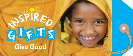 #GiveGood this Christmas with UNICEF
