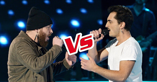 The Voice  : Nicola Cavallaro VS Jules Coututier - « Too Close » (Alex Clare) (Saison 6)  - TF1