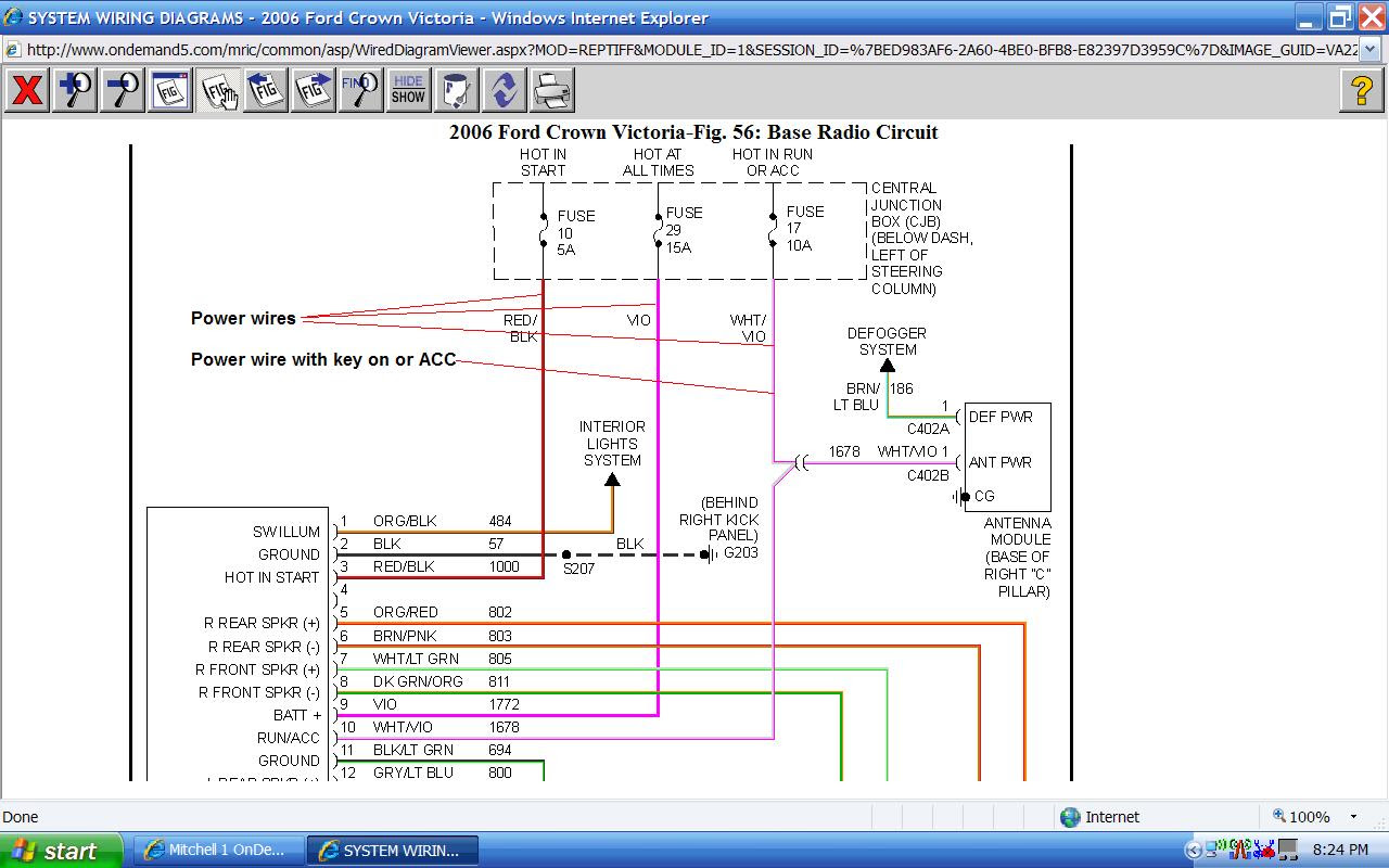 2006 Ford Crown Victoria Wiring Diagram Wiring Diagram Belt Indetail Belt Indetail Led Illumina It